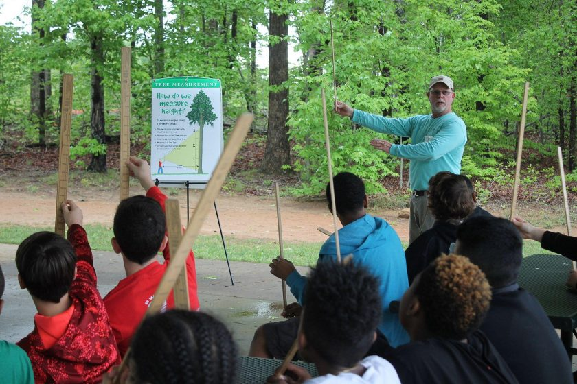 Forestry & Environmental Camps
